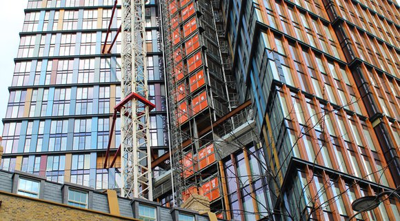RECO Hoist Hire & Sales successfully concludes One Crown Place in London